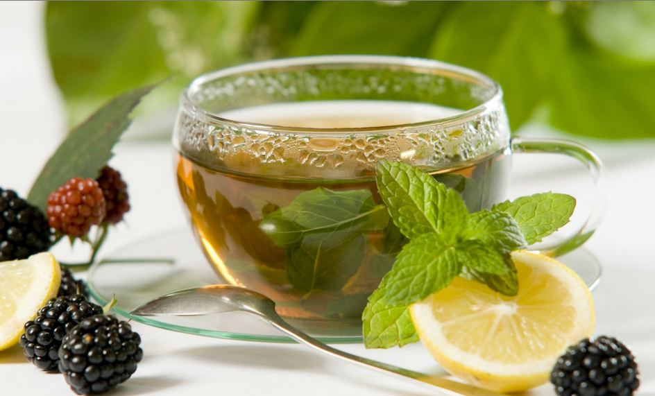 best healing tea is green tea