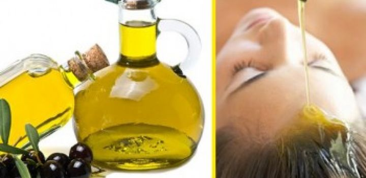 Best Hair oil is Olive Oil for hairs