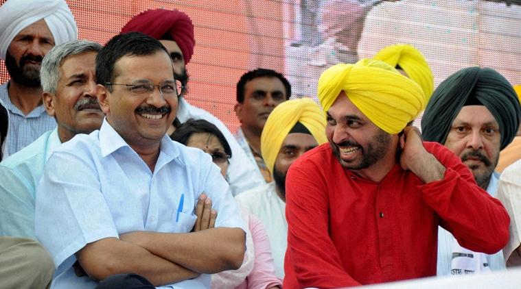 AAP Loses Ground in Punjab, AAP in trouble, AAP Punjab Unit targetting kejriwal