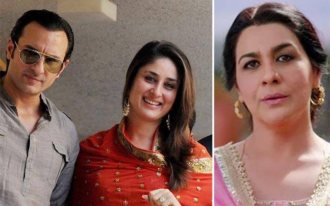 Fight between the old and new wives of Saif Ali Khan over Sara Ali Khan