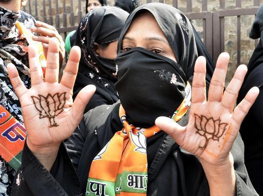 muslim-women-withBJP