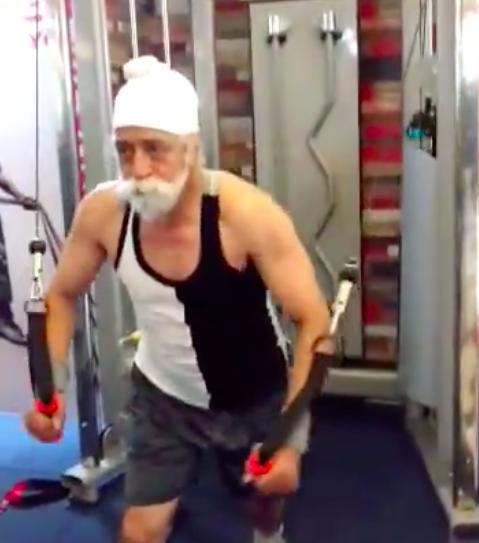 Tript Singh GYM Workout