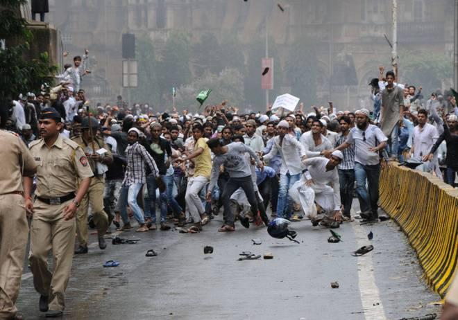 azad maidan mumbai