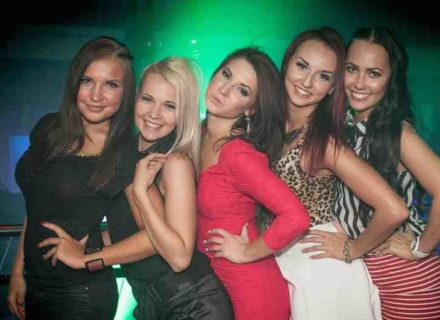 Goa Night Club Disco Parties