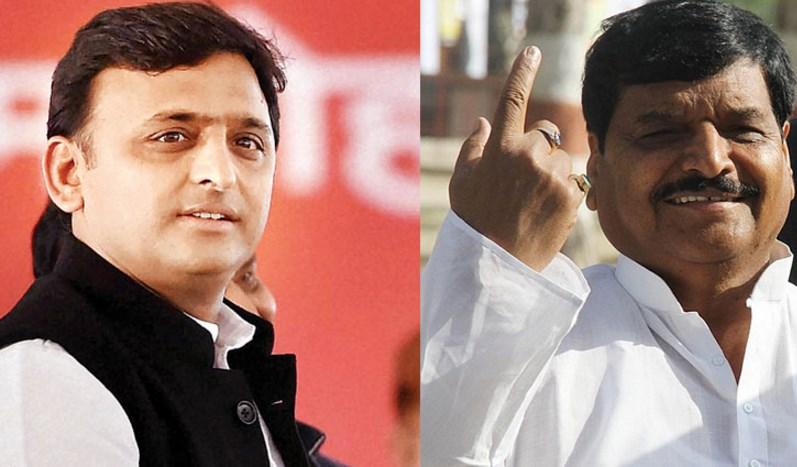 Akhilesh Yadav against criminals