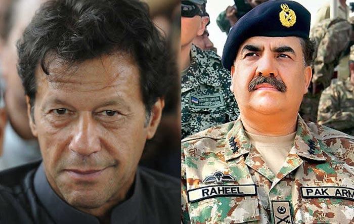 पाकिस्तानी सेना की कठपुतली इमरान खान सेना और चीन के इशारों पे करता है काम …उसका अच्छापन मात्र ढोंग