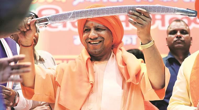 Yogi Adityanath on Hindus of kashmir