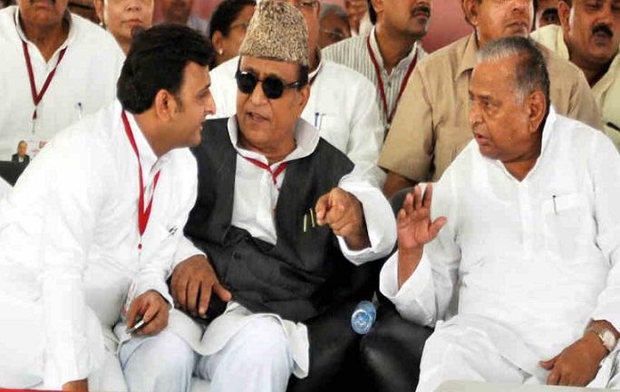 Azam Khan wants to Destablise Akhilesh Yadav