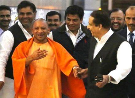 Breaking News - Azam Khan Yogi