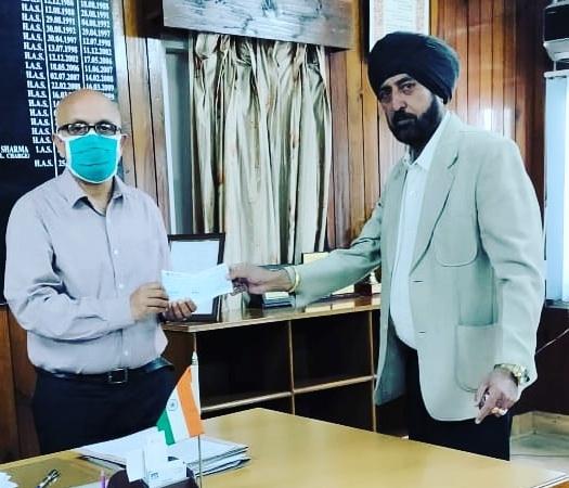 Harbhajan Singh, Pm Care Fund, Kullu, Himachal WoodCrafts